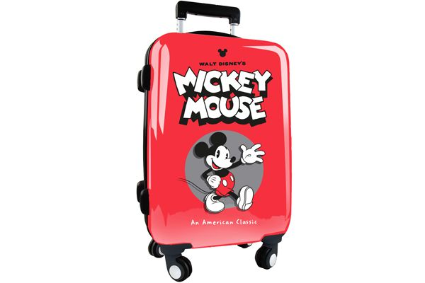 Mickey Mouse rood
