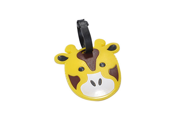 Kofferlabel giraf