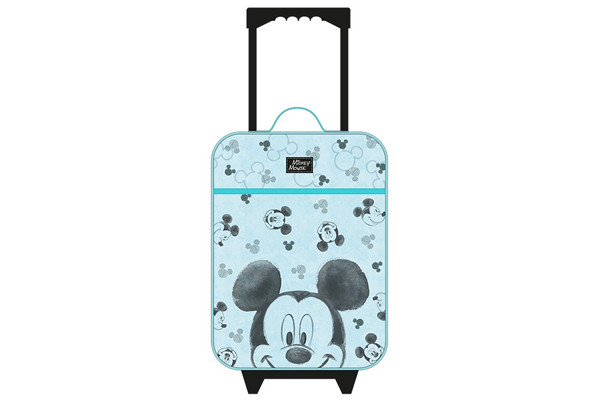 Mickey Mouse blauw