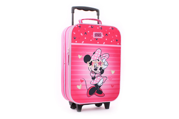Minnie Mouse kinderkoffer.