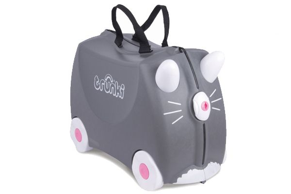 Trunki Benny kinderkoffer.